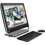 HP TouchSmart 520-1100ed desktop pc (H1E89EA)