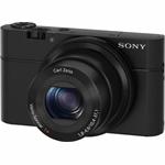 Sony Cyber-shot RX100 digitale compactcamera zwart