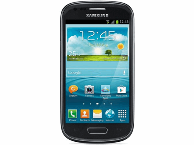 Samsung Galaxy S3 Mini i8190 Zwart