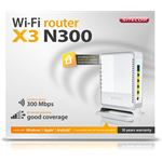 Sitecom Wireless Router N300 X3 WLR-3100