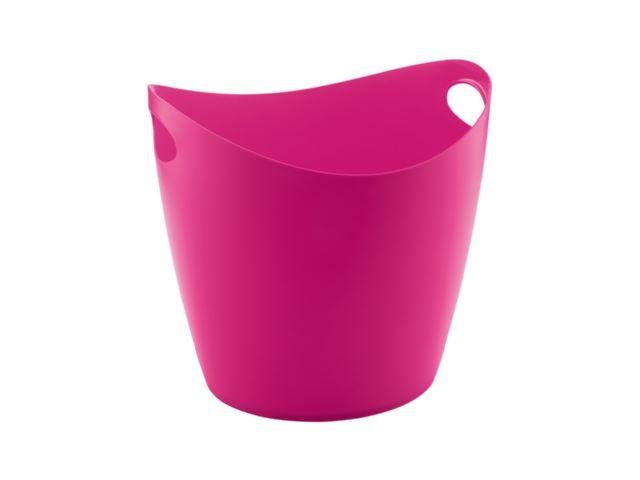 ... Wasmand XL - Solid Pink kopen - goedkope wasmanden op KIESKEURIG.NL