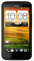 HTC One X PLUS 64GB Grijs/zwart