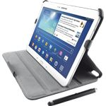 afbeelding Trust Stile Folio Stand with stylus for Galaxy Tab 3 10.1