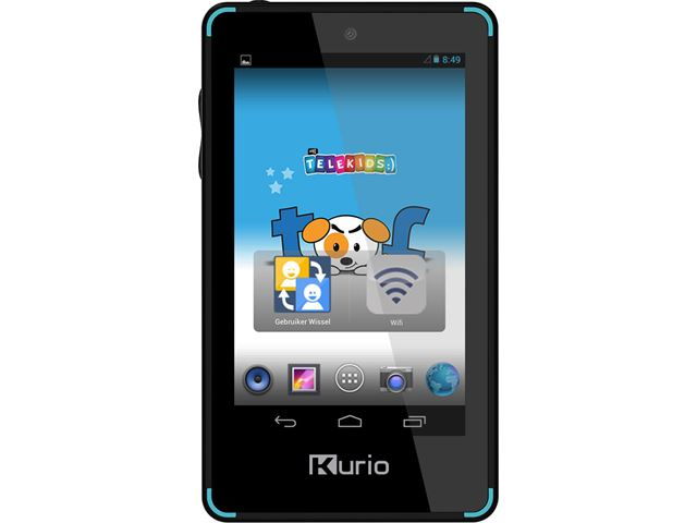 Kurio Touch 4S Tablet Family
