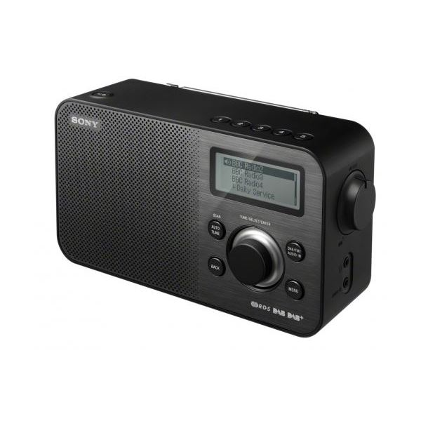 sony xdr s60 dab dab fm digitale radio kopen. Black Bedroom Furniture Sets. Home Design Ideas