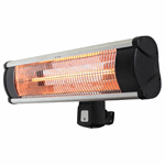 afbeelding OutTrade Wall Mounted Patio Heater WCM1800R