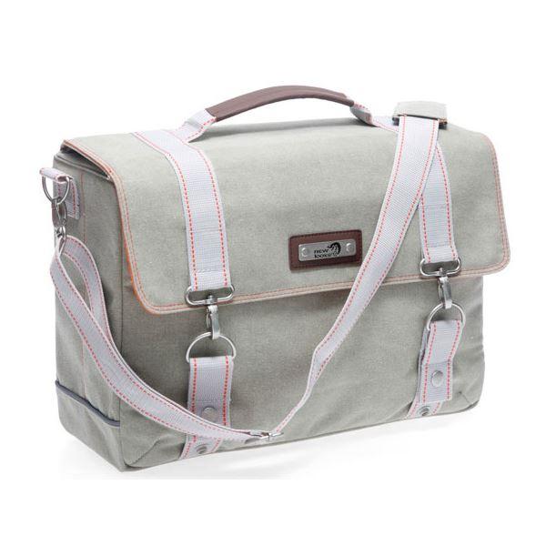 New looxs tas mondi enkel canvas cool grey kleur cool grey grijs kopen kieskeurig nl - Kleur warme kleur cool ...