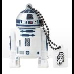 afbeelding Tribe USB-Stick STAR WARS R2D2 8 GB