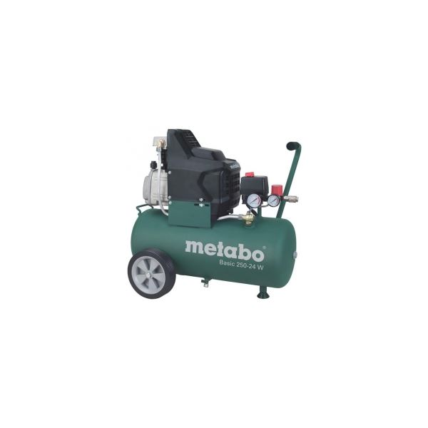 metabo basic 250 24 w compressor 24ltr kopen kieskeurig nl helpt je kiezen. Black Bedroom Furniture Sets. Home Design Ideas
