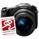 Sony Cyber-shot RX DSC-RX10 zwart