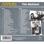 The Motions Golden Years Of Dutch Pop Music