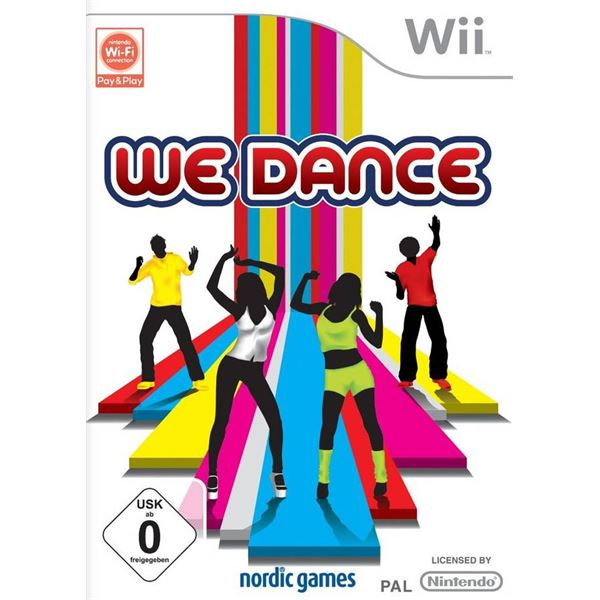 we dance nordic games starpack