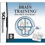 Nintendo Dr. Kawashima's Brain Training: Hoe Oud is Jouw Brein?