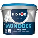 Histor Monodek Muurverf - 10 liter - Wit