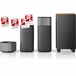Philips Fidelio E5 Draadloze Surround on Demand-luidsprekers
