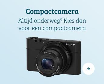 Compactcamera's bekijken en vergelijken