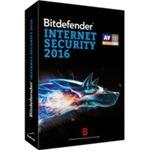 Bitdefender Internet Security 2016 - 1 jaar 1 computer