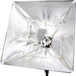 Falcon Eyes Eyes Opvouwbare Softbox FASB-5050 50x50 cm voor Camera Flitser