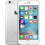 Apple iPhone 6s zilver / 64 GB