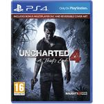 Sony Uncharted 4 Standaard Plus Editie PS 4