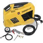 Powerplus POWX1702 Compressor - max. 8 bar - 1100 W - incl. accessories