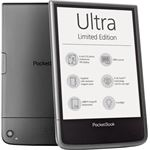 PocketBook Ultra grijs, Metallic