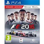 Koch Media PS4 F1 2016 Limited Edition