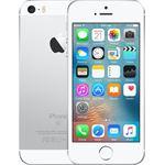 Apple iPhone SE wit, zilver / 64 GB