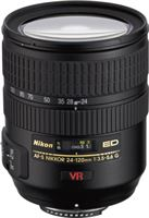 Nikon AF-S VR Zoom-NIKKOR 24-120mm f/3.5-5.6G IF-ED