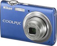 Nikon Coolpix S220 Blauw