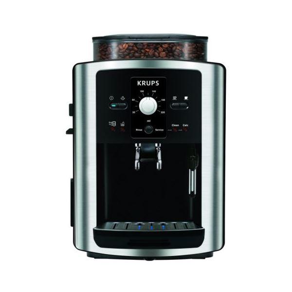 review krups espresso machine