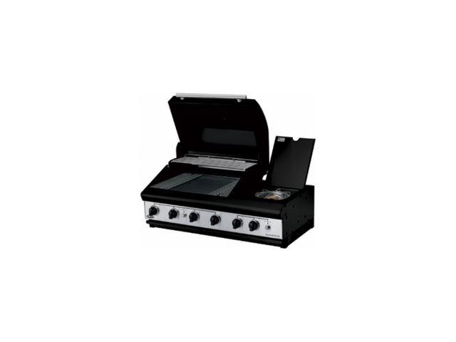 Boretti Black Mezzo Top zwart barbecue kopen?   Archief