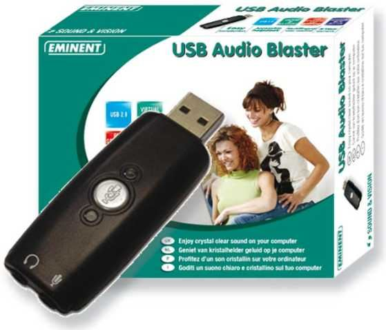 Eminent USB Audioblaster