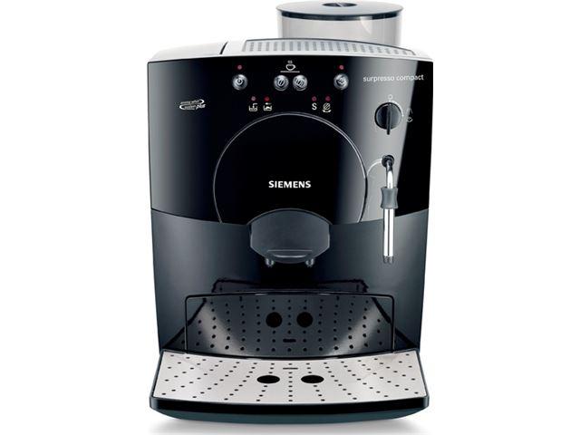 Siemens koffiemachine storing