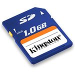 Kingston 1024MB Secure Digital Card
