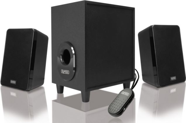Sweex 2.1 Speaker Set UK