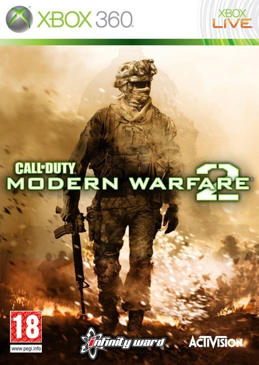 Activision Blizzard Call of Duty: Modern Warfare 2
