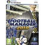 Sega Football Manager 2010