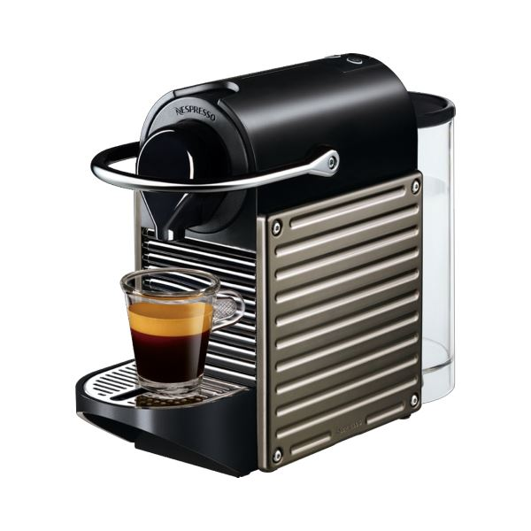 krups nespresso pixie xn3005 electric titanium prijzen vergelijken kieskeurig be. Black Bedroom Furniture Sets. Home Design Ideas