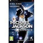 Ubisoft Michael Jackson: The Experience PlayStation Portable (PSP)