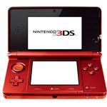 Nintendo 3DS rood