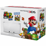 Nintendo 3DS XL + Super Mario 3D Land wit