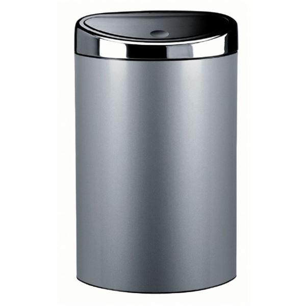 brabantia touch bin 40 liter prijzen vergelijken. Black Bedroom Furniture Sets. Home Design Ideas