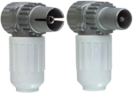 Coax connector