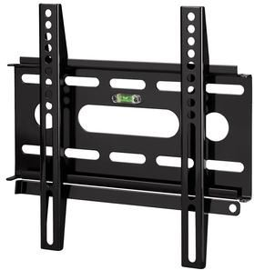 "Hama ""Next Light"" LCD/PL/LED Wall Bracket, VESA 200x200, fixed, black"