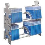 Hama CD/DVD/Blu-Ray archivering »PUZZLE CD-RACK 60