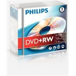 Philips DW4S4J05F 4,7 GB/120 min. 4x DVD+RW