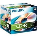 Philips CR7A0NJ10 700 MB/80 min. CD-R