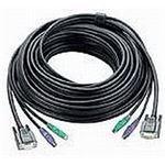 ATEN PS/2 KVM Cable, 10m