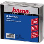 Hama 044744 cd jewel case standard p